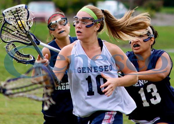 Women's Lacrosse Alumni Game