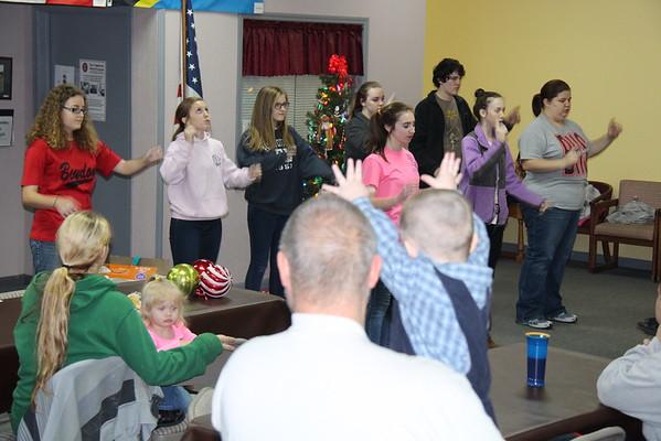 2015,  Carrollton Baptist Assoc. Party