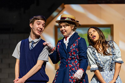 Theatre eXceptional Mary Poppins
