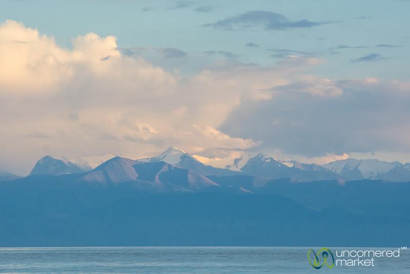 Southern Shore of Lake Issyk-Kul - Kyrgyzstan