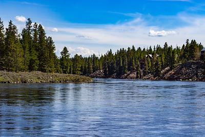 Henry's Fork of the Snake River, Idaho