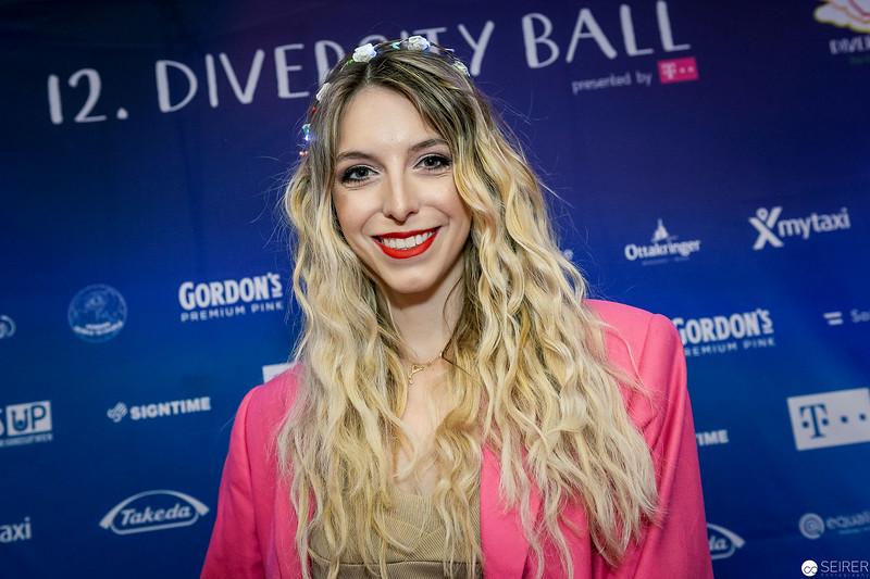 Lälä Laura Zöhrer (@laelae.life) beim Diversity Ball 2019