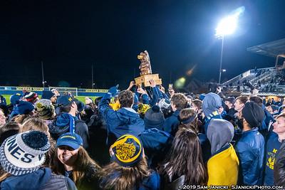 10-29-19 - Best of Michigan Men's Soccer Vs Michigan State