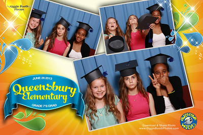Queensbury Elementary Grade 7's Grad!
