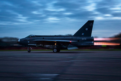 Lightning Preservation Groups Twilight Run 16-11-19