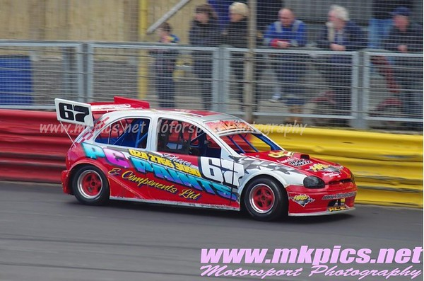 2 Litre Hot Rods, Lochgelly, 18 & 19 April 2015