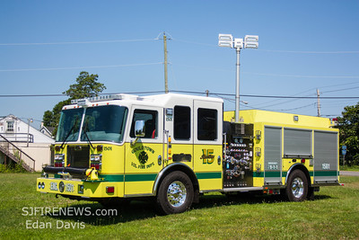 Gouldtown Fire Co. (Cumberland County NJ) Engine 15-01