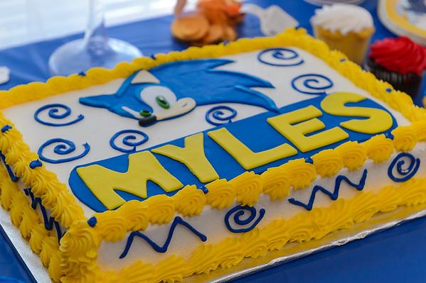 Myles 7th Birthday Party - Full Version  072515