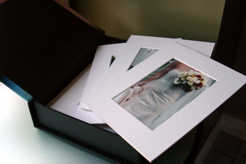 Seldex Image Portfolio with frame mounts