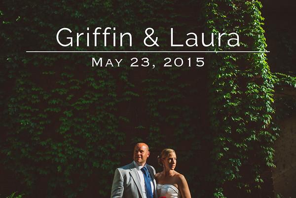 Laura & Griffin