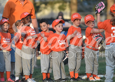 Delmar Little League 4-23-19