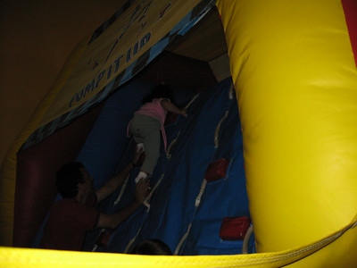 Avery's (Hailey's friend) Birthday at Pump It Up