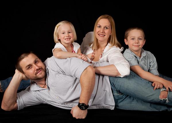 Gruver Family