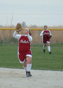 SN Softball vs Carroll 2006