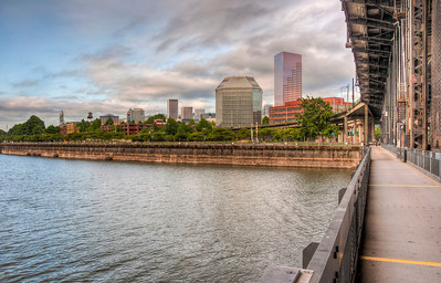 Portland on the River
