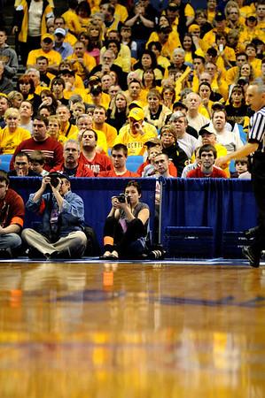 2010 Arch Madness ISU vs Wichita St