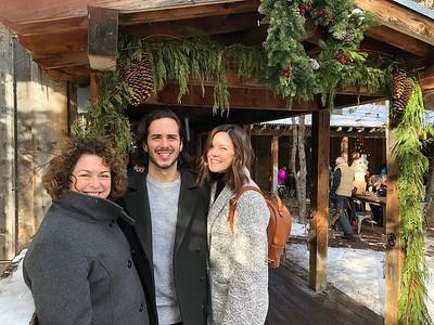 2018-12-30 Brunch at Sundance w/ Steph & Sean