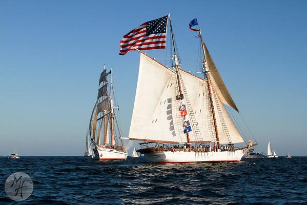 Tall Ship Festival ~Canon Battle