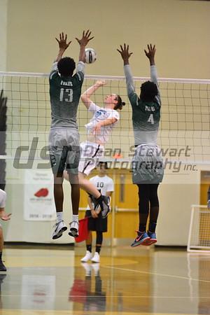 Boys Varsity Volleyball vs Evans 02*28*19