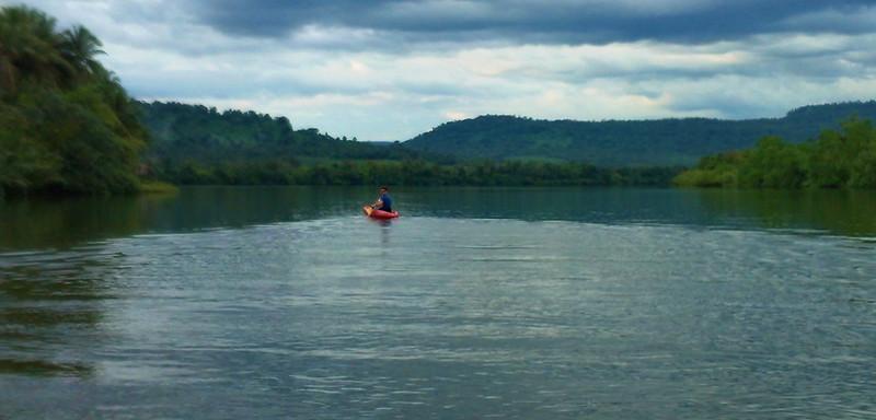 Paddling the Tatai River, 4 Rivers