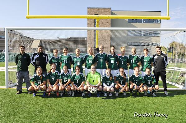 Soccer Féminin div2 /FXG/22septembre