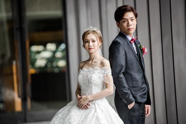 WEDDING 台北婚禮|白金花園酒店