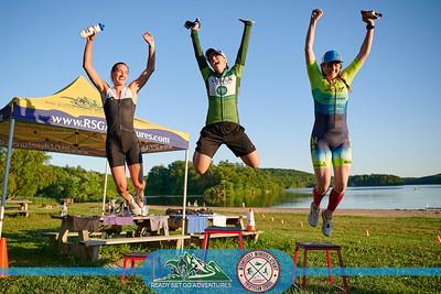 Wednesday Wonders Sprint Triathlon 6/23/21