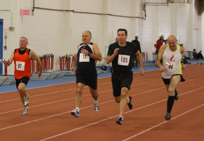 National Masters Indoors'17