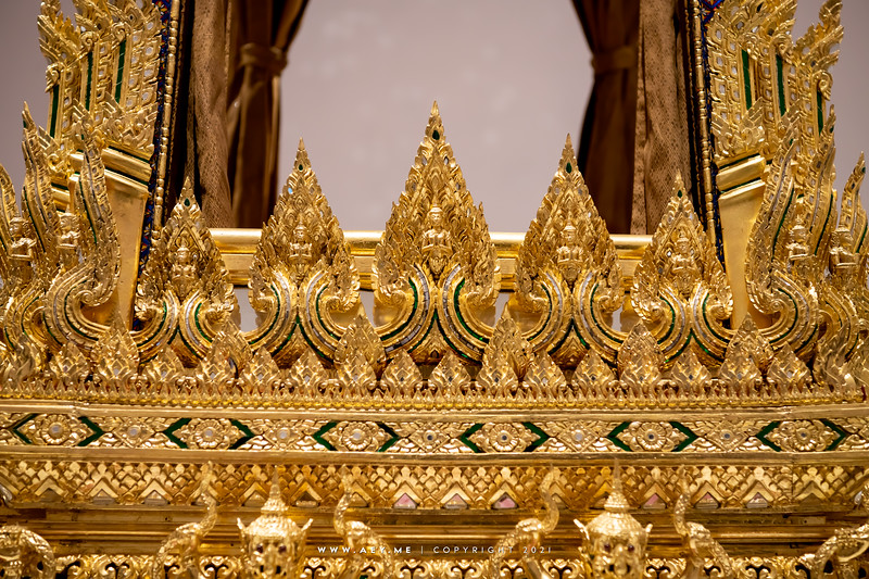 Phra Wiman - Phimukmonthean Hall