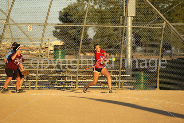 September 7, 2012 Softball