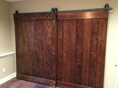 Interior Cedar Doors