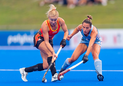 FIH Pro League Hockey Women Australia vs Argentina 06.03.2020