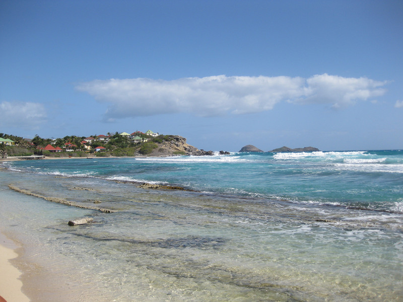 Saint Barth - Beach Anse des Cayes