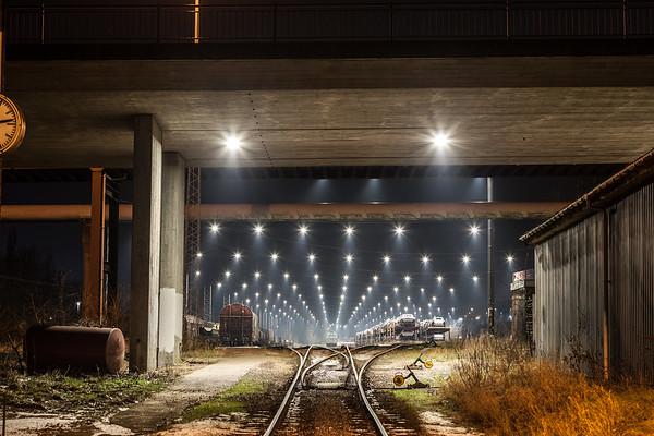 På sporet af jerbanen