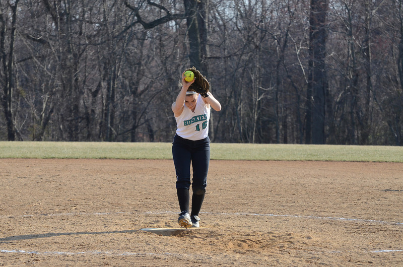 Varsity Softball April 5 vs Bo Manor