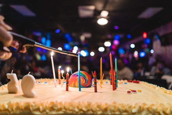 Rusty 95th Birthday Party