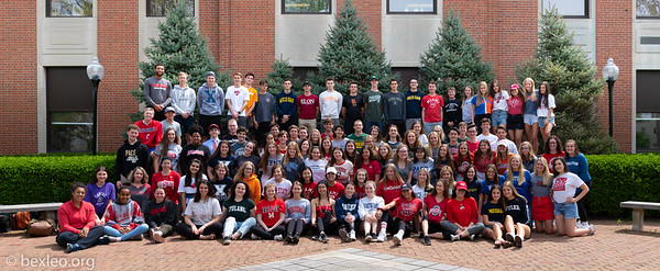 College Decision Day Piazza