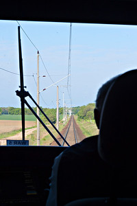 Driver's Eye View to Rostock