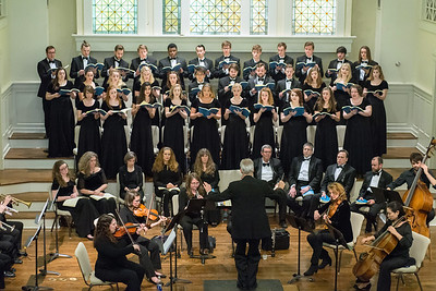 UK Chorale presents the Credo from the Bach B-Minor Mass