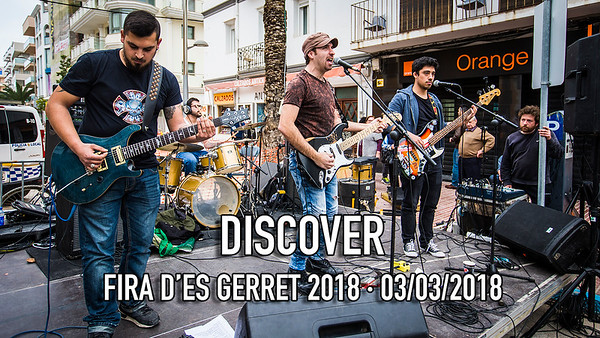 DISCOVER - ROCK'N'BARS