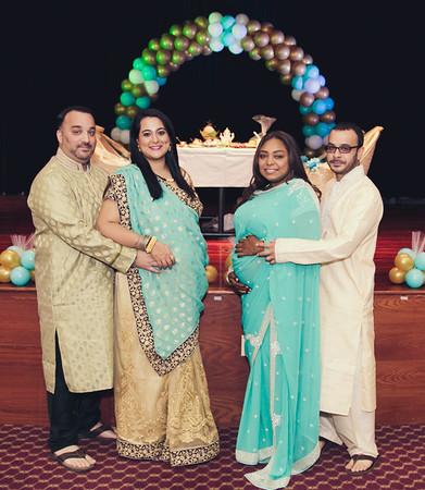 Shruti-Angie-Babyshower