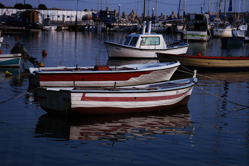 Fishing Boats at Rest.jpg