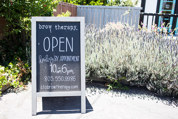 Brow Therapy