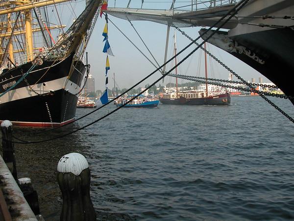 Amsterdam Sail 2005