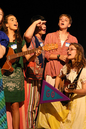 """2010 HH/MBA Musical, """"Putnam Spelling Bee"""""""