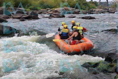 lower james rafting - 9am - 9/28/19