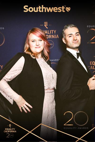 Los Angeles EQCA Equality Awards 2019