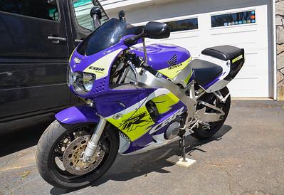 Honda CBR900RR (BB) on IMA