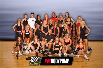 Desoto Athletic Club Body Pump August 2006