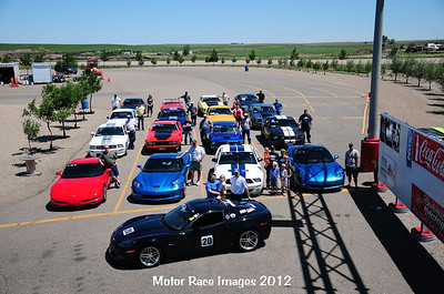 June 16, 2012 - 4th Annual Dave Graves Memorial Corvette /  Mustang Rally and Autocross